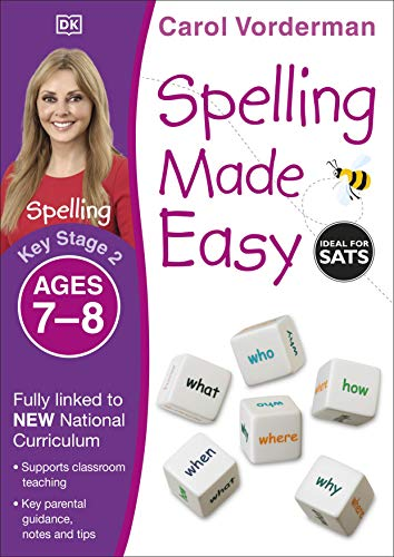 Spelling Made Easy Ages 7-8 Key Stage 2 (Made Easy Workbooks)