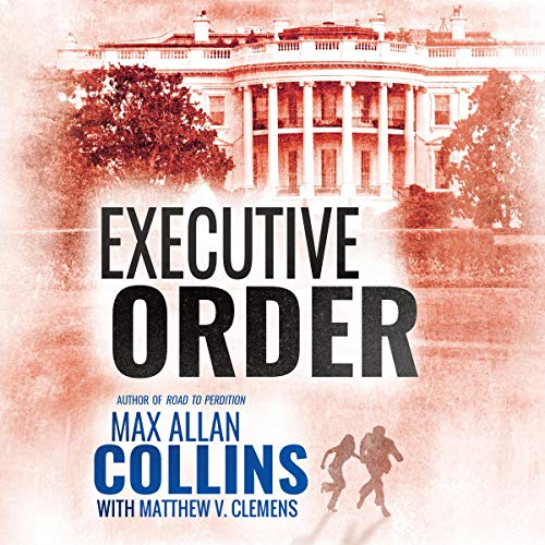 Executive Order audiobook cover art