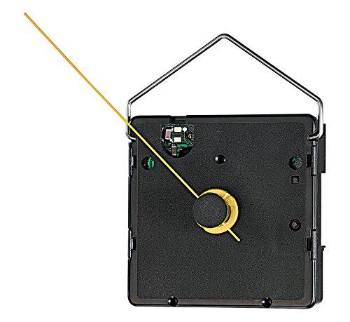 Funkuhrwerk FK German Technology Zeigerwerklänge (Maß b) 19,5 mm - Zifferblattdicke (Maß a) bis 11 mm (ZWL 19,5 mm)