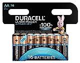 Duracell - Pilas AA, paquete de 16, Exclusivo de Amazon