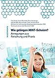 Wie gelingen MINT-Schulen? Anregungen aus Forschung und Praxis