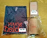 ゆうパック 当選品 ヤング・シェルドン Tシャツ + 靴下 + 蝶ネクタイ 3点セット ビッグバンセオリーのスピンオフ作品 グッズ bigbang