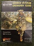Bolt Action - German Veteran Grenadier Squad...
