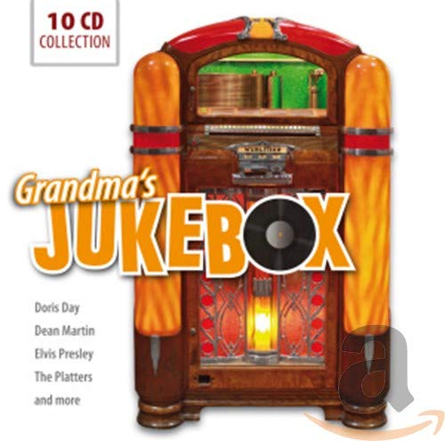 Grandma's Jukebox: Rock Around The Clock, Only The Lonely, Love Me Tender, In The Mood, Diamonds Are A Girl´s Best Friend, amo!