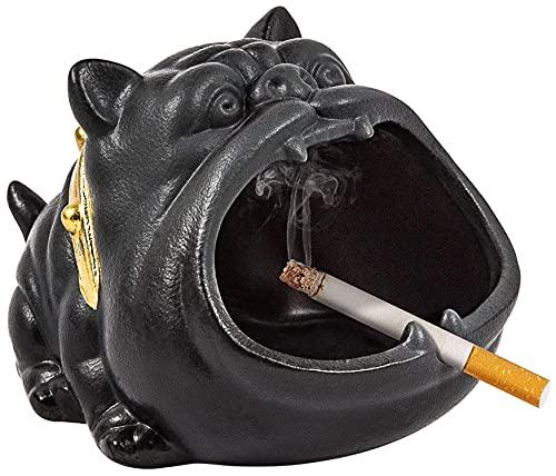 Outdoor Zigarette Aschenbecher Cool Hund Aschenbecher Terrasse Schön dekoriert Geschenke Männer und Frauen