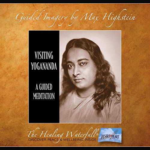 Visiting Yogananda audiobook cover art