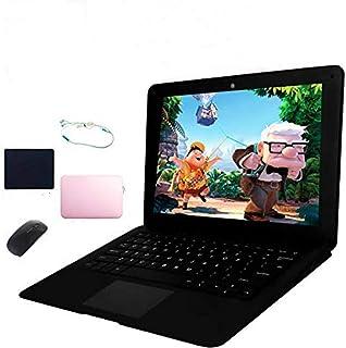 "iSTYLE Mini Laptop, 10.1"" HD Display. 2GB RAM, 32GB Storage, Intel Quad Core Processor, Webcam WiFi HDMI, Windows 10 Home,..."