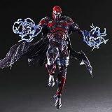 Action Figure X-Men Magneto PA Cambia Max Eisenhardt Personaggio Animato Modello Statua Decorazione 26CM