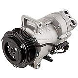 AC Compressor & A/C Clutch For Chevy Cruze 1.8L & Buick Cascada - BuyAutoParts 60-03553NA New