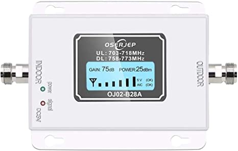 WiFi Range Extender LCD LTE 700 MHz B28a 4G Boosters señal ...