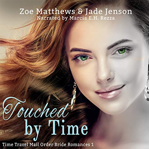 Touched by Time audiobook cover art