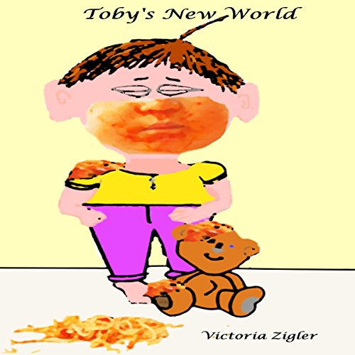 Toby's New World audiobook cover art