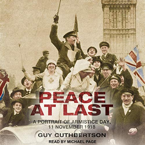 Peace at Last cover art