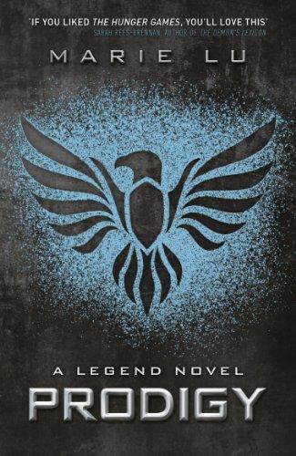 Prodigy (LEGEND Trilogy Book 2) (English Edition)