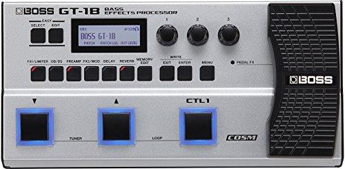 BOSS GT-1B Bass Effects Processor, Premium BOSS Sound Engine Specially...