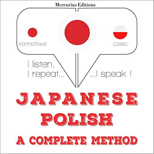 『Japanese - Polish. a complete method』のカバーアート