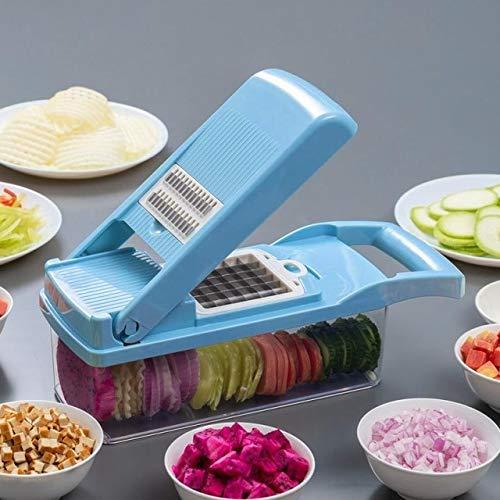 GYC Multifunktionsküchengemüseschneider Mandolinenschneider Obstschneider Kartoffelschäler Karottenkäsereibe Gemüseschneider Werkzeuge Zubehör China 3