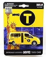 "DARON 1:43scale ""NYC NISSAN NV200 MINIVAN TAXI"" ダロン社製 1:43スケール ""ニューヨークシティ 日産 NV200 ミニバン タクシー"" 【並行輸入品】"