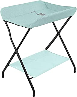 Diaper Table Baby Care Table Touching Portable Foldable Bed Bath Changing Diaper Wet Newborn Baby Mobile Nursery Organizer Baby Changing Stations Baby Products (Color : A)