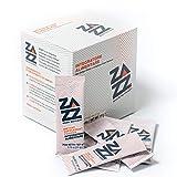 ZAZZ 40 Integratore Nootropico contro ansia, tensione e stress migliora Memoria e Concentrazione. Con Tè Verde, Eleuterococco e Ginkgo Biloba e zucchero d'acero
