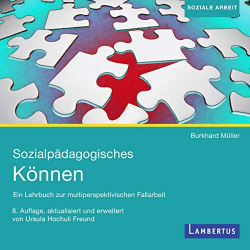 Page de couverture de Sozialpädagogisches Können
