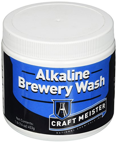 Craft Meister Alkaline Brewery Wash: 1 Tub by National Chemical