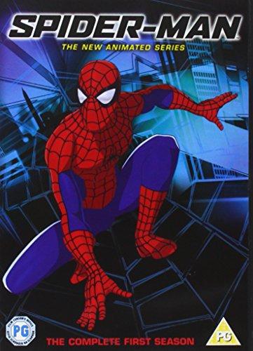 Spider-Man - The Animated Series (2 Dvd) [Edizione: Regno Unito] [Edizione: Regno Unito]