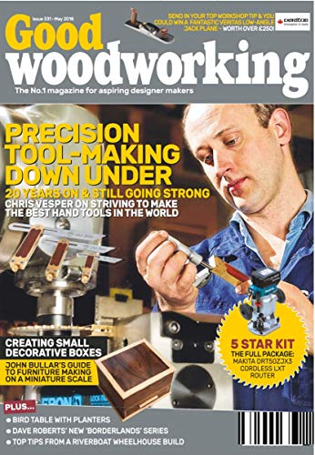 Good Woodworking: Precision tool making down under (English Edition)