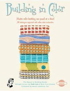 Alpaca Direct Building in Color Pattern Book by Skacel
