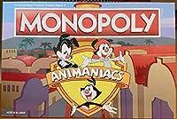 海外限定 アニマニアックス モノポリーボードゲーム