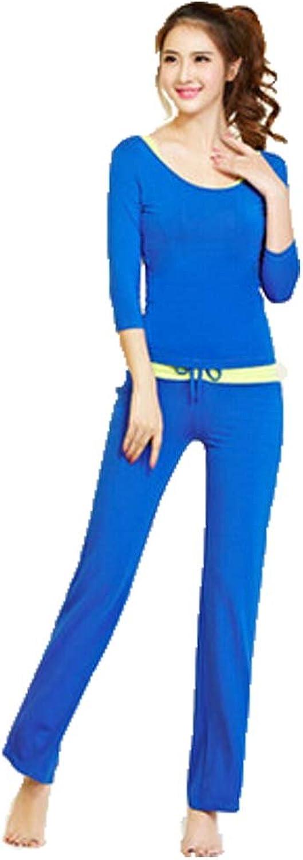 Womens Dance Clothes Yoga Wear Set 3 Pieces Fitness Yoga Shorts Dance Outfit