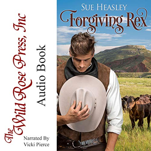 Forgiving Rex cover art