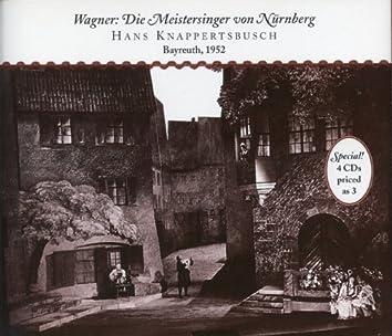 Wagner: Die Miestersinger von Nürnberg (1952-1953)