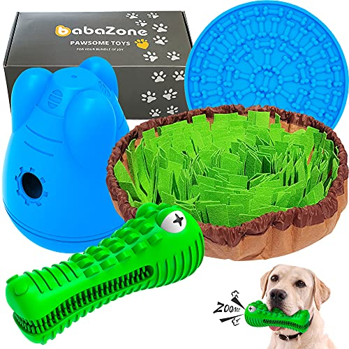 Interactive Toys and Puzzle Games for Medium Large Breed Dog...