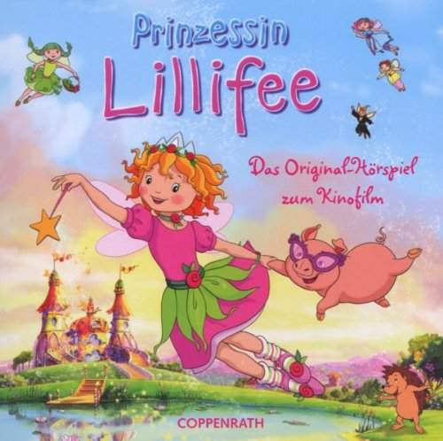 Prinzessin Lillifee Original Hörspiel Z.Film (Dc)