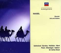 Handel: Messiah / Acis and Galatea