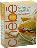 Chebe All Purpose Bread Mix,gluten Free 7.5 Oz (Pack of 2)