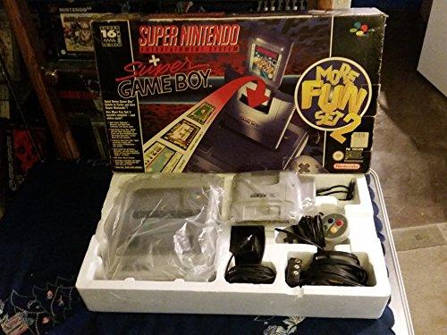 Super Nintendo Konsole mit Zubehör und Originalverpackung (OVP)