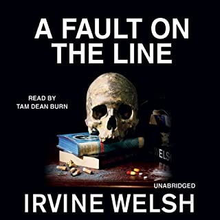 A Fault on the Line audiobook cover art