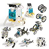 DOTSOG 13-in-1 Solar Robot Kits,Educational Learning Science Kits for Kids,Stem Projects for Kids...