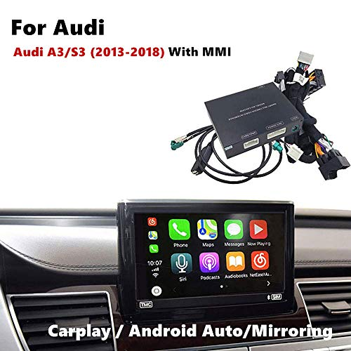 Car Type C Adapter AMI MDI MMI to USB C Power Coild Cable