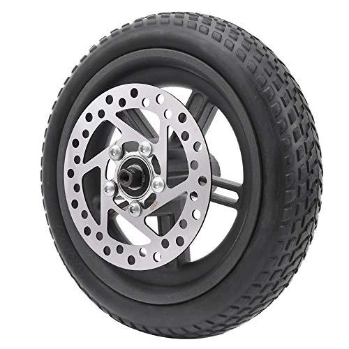 XINMYD Neumático de Scooter, Rueda Trasera de 8,5 Pulgadas para Pro + neumático Hueco + Juego de Repuesto de Scooter de Freno de Disco de 120 mm