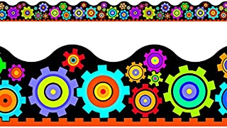gear bulletin board border