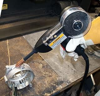 Eastwood Mig 175 Spool Gun Metal Connector Plastic Plug Push Pull Feeder Aluminum Welding Torch Gun 1 Lb Spool Of .035 Aluminum Wire