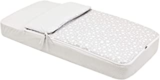 Cambrass Star - Saco de cuna I/V, color gris, 60 x 120