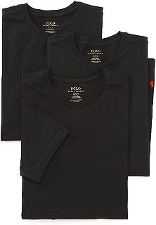 Slim Fit Crew Neck Undershirts 3-Pack
