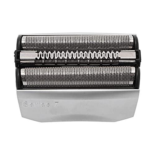 Cabezal cortador de lámina de repuesto para maquinilla de afeitar de amplia aplicabilidad, accesorio de maquinilla de afeitar eléctrica apto para Braun Serie 7 9565 (70S)