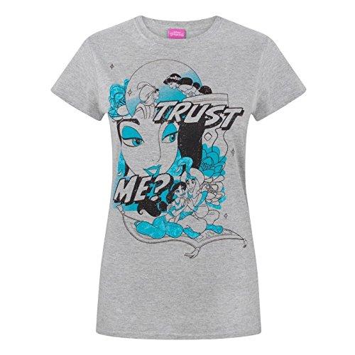 Disney Aladdin Trust Me Women's T-Shirt (XXL)