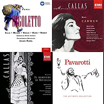 50 Great Opera Arias