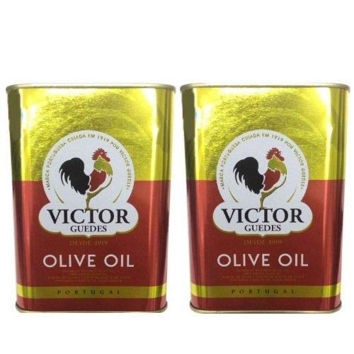 Victor Guedes Olive Oil 32oz [2PACK]